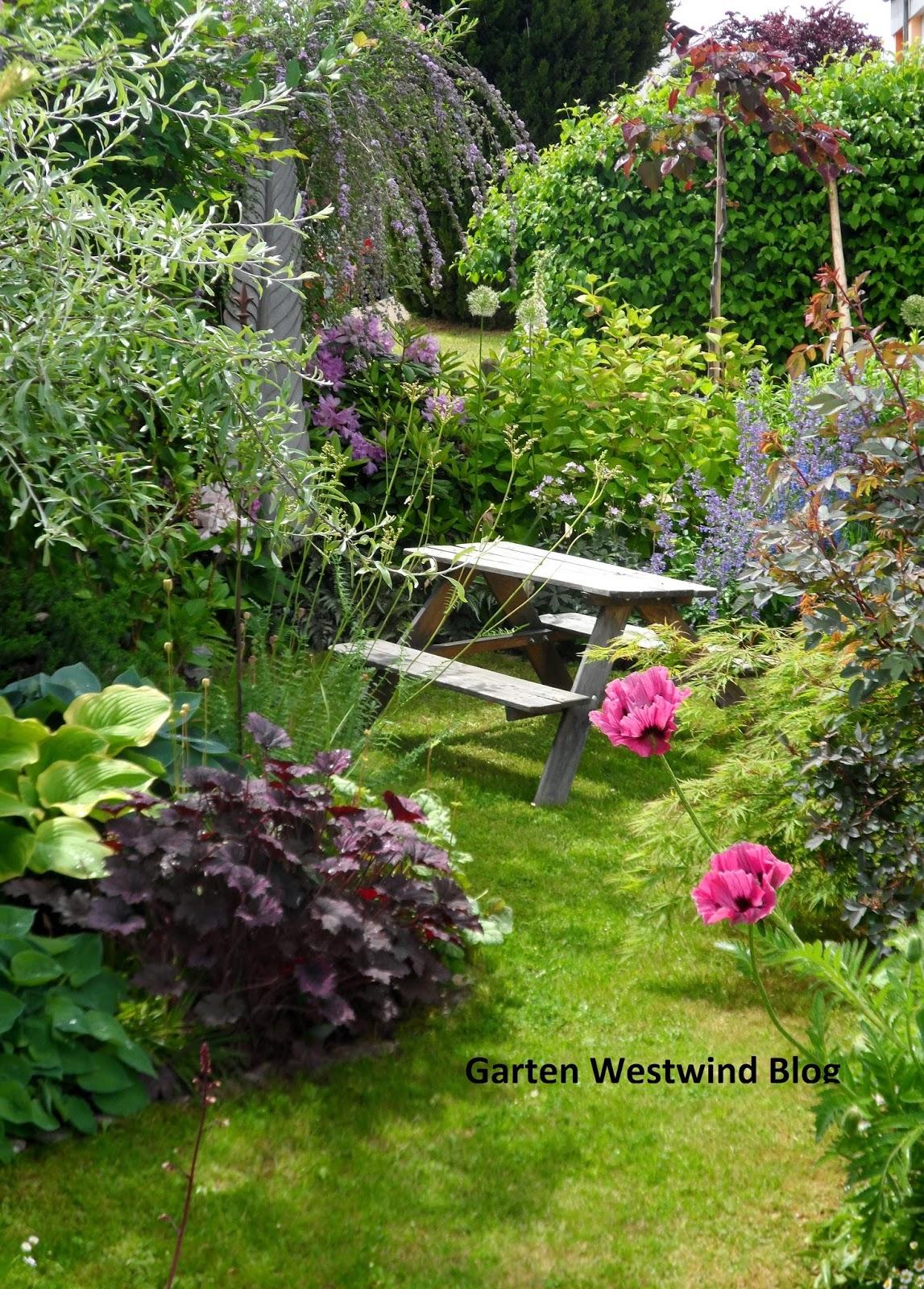 Garten Westwind, ein kleiner Familiengarten: Hereinspaziert, wie der ...
