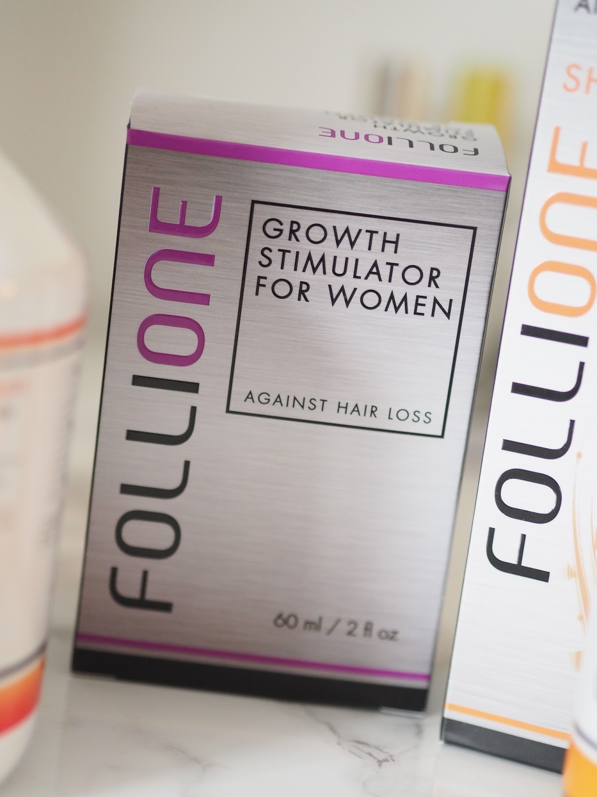 Follione review growth stimulator hair loss Priceless Life of Mine over 40 lifestyle blog