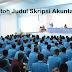 705 Contoh Judul Skripsi Akuntansi Terbaru 2018