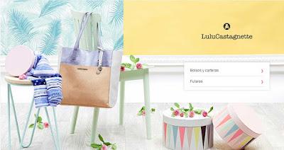Lulu Castagenette oferta de bolsos baratos