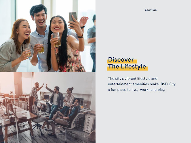 Upper West BSD City - Discover the Lifestyle