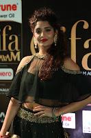 Ritika Singh in a Ethnic Deep Neck Dark Green Choli Ghagra at IIFA Utsavam Awards March 2017 ~ 039.JPG