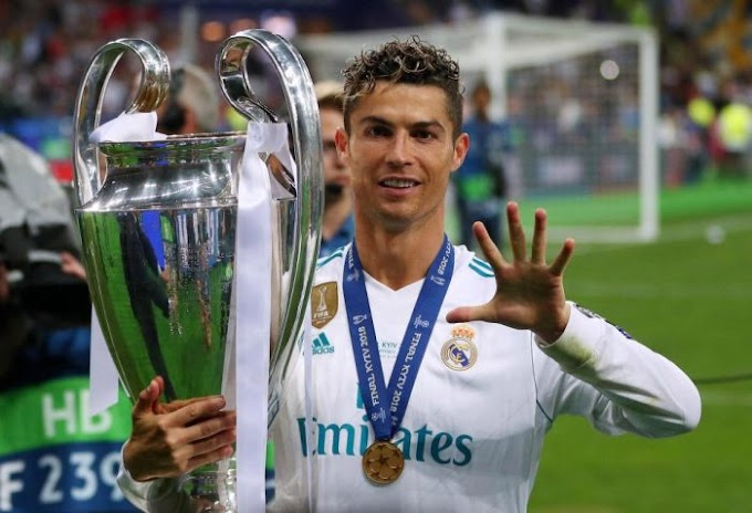 Transfer Latest! Man United Reveal How Much They Will Pay Ronaldo When He Returns To Old Trafford