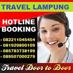 Travel Lampung Lahat