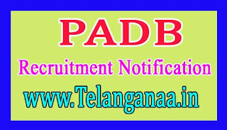 Punjab State Cooperative Agricultural Development Bank Limited – PADB Recruitment Notification 2017