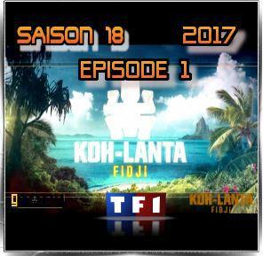 foto de Koh Lanta Fidji Saison 18 Episode 1 replay 1er septembre