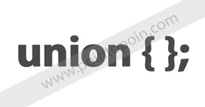 Union Pada Bahasa Pemrograman C