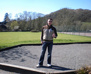 Boules at White Platts Recreation Ground in Ambleside