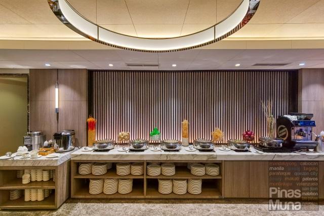 Misto Restaurant at Seda Residences Makati