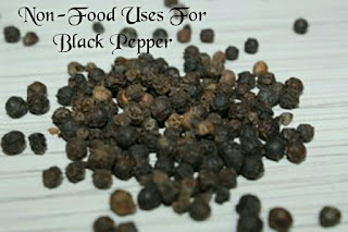 Non-Food Uses For Black Pepper