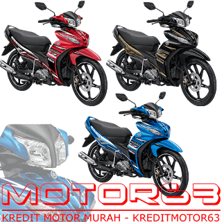 Pilihan Warna Yamaha Jupiter Z CW FI