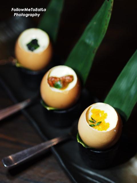 3 Taste Mini Chawan Mushi RM 22