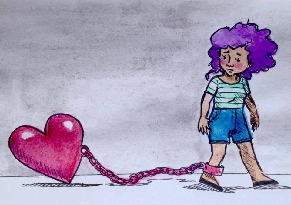 Quando um relacionamento inadequado pode ser tão perigoso quanto usar uma droga