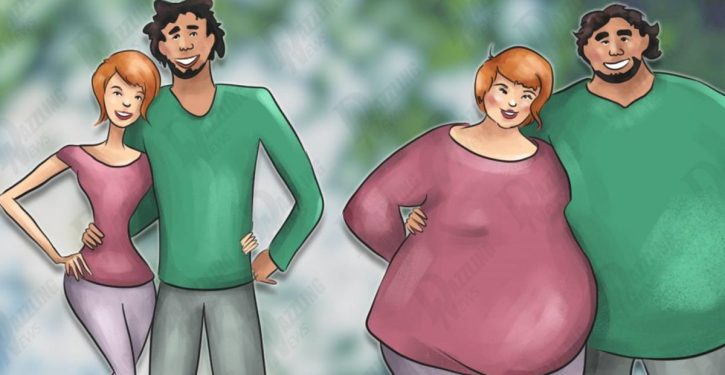 Couples Who Really Love Each Other Tend To Get Fat After A Study