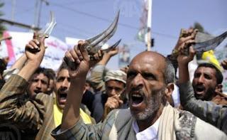 Sejak Milisi Syiah Houthi Memberontak, Yaman telah Diporak-porandakan Kerusuhan dan Kekacauan