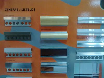 Azulejos alicatados y alicatadores cantonera o inglete - Cenefas adhesivas para azulejos ...