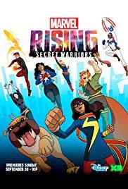 Assistir Marvel Rising Guerreiros Secretos