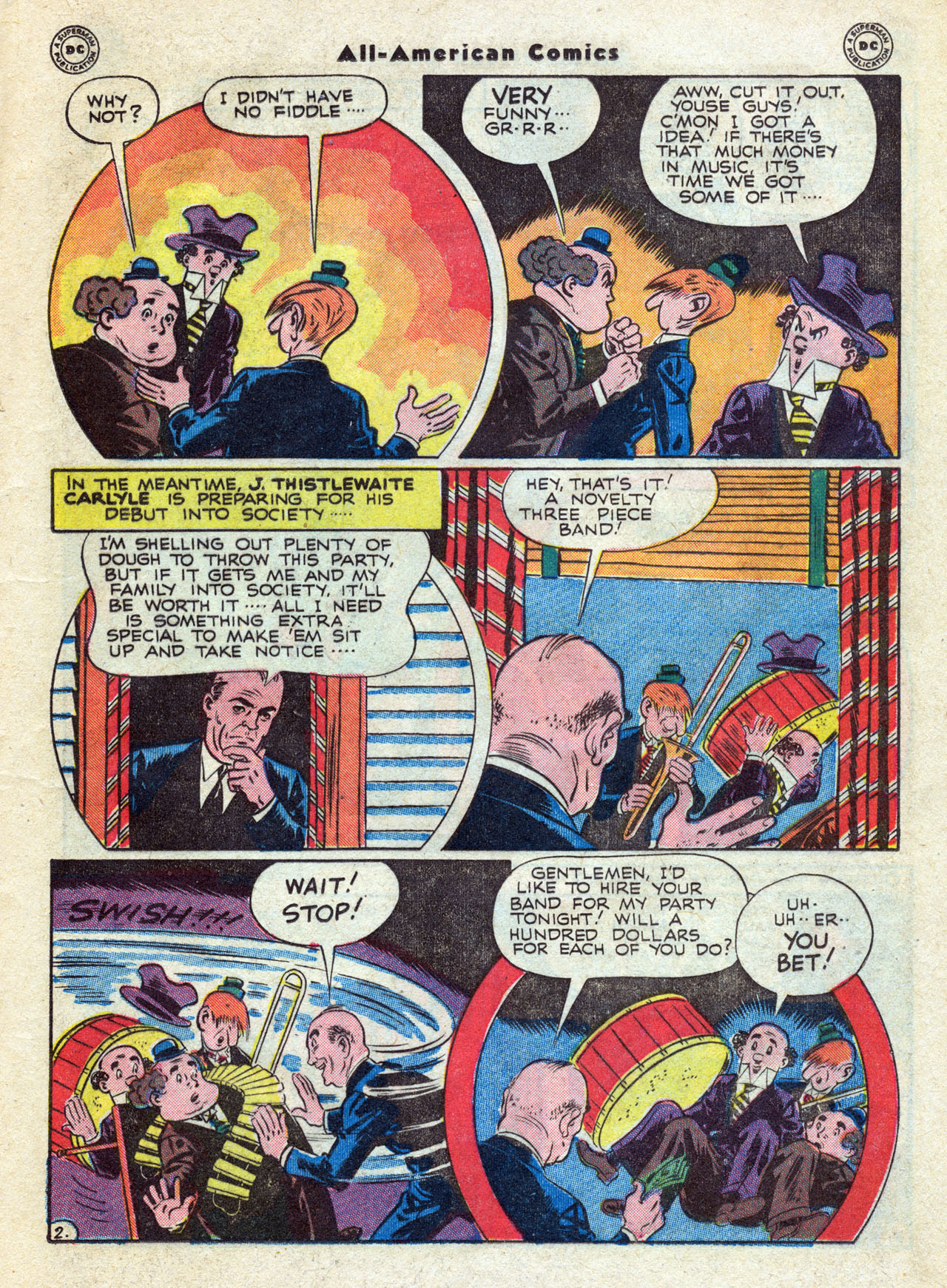 Read online All-American Comics (1939) comic -  Issue #79 - 25