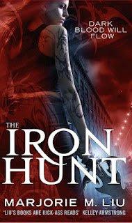 The iron hunt – Marjorie M. Liu