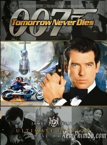 Xem Phim Điệp Viên 007: Ngày Mai Không Tàn Lụi 1997