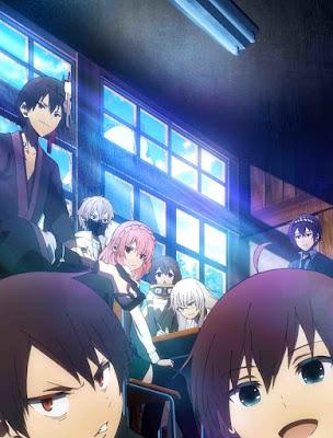 Naka no Hito Genome [Jikkyouchuu]: Naka no Hito Genome [Jikkyouchuu], anime  ganha data de estreia
