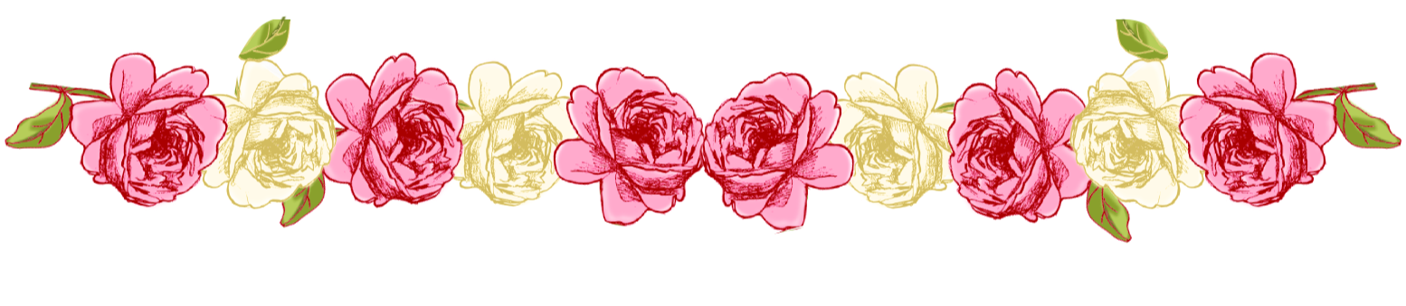 roses dividers clip art - photo #50