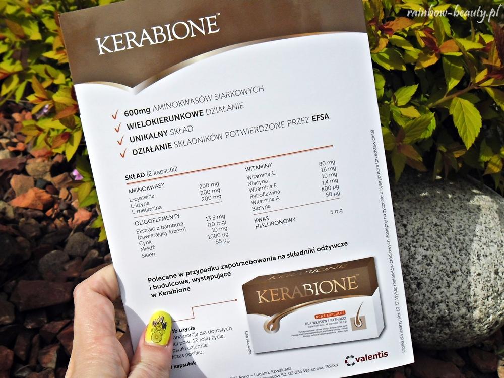 Jak wzmocnić włosy przy chorej tarczycy witaminy Kerabione skład