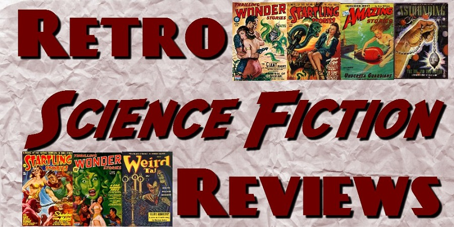 Retro Science Fiction Reviews