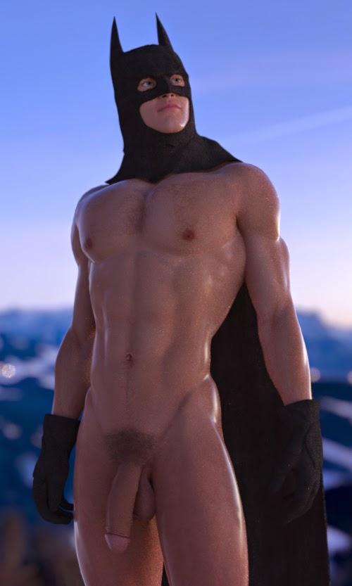 Superstar Nude Superheroes Pictures