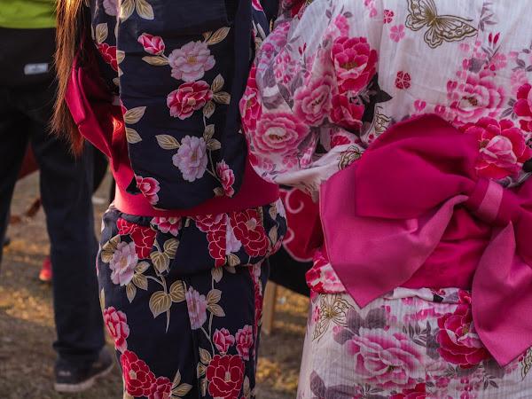 GOING JAPANESE AT BON ODORI SUMMER FESTIVAL