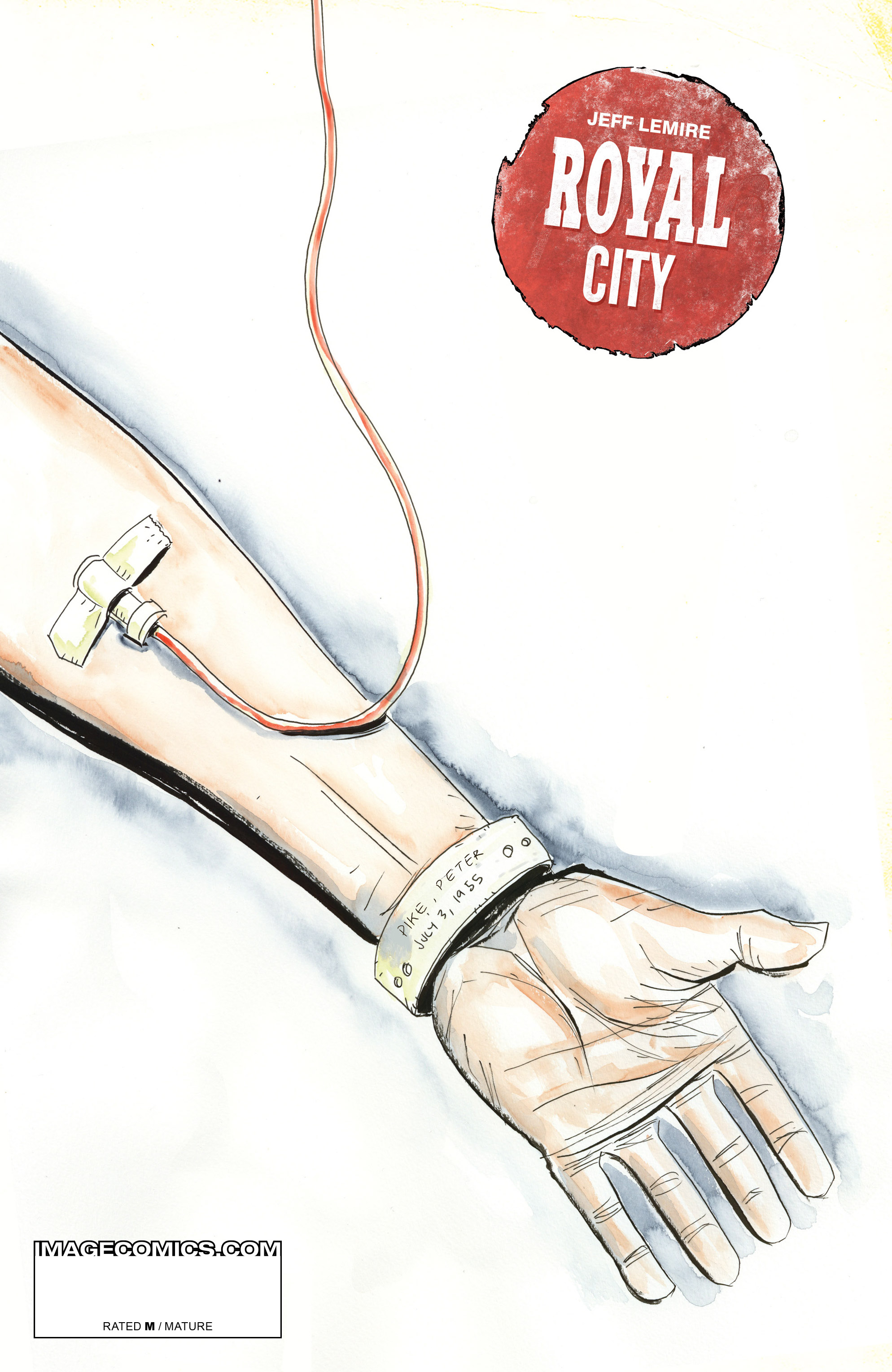 Read online Royal City comic -  Issue #4 - 30