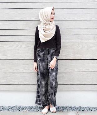 Hijab casual populer