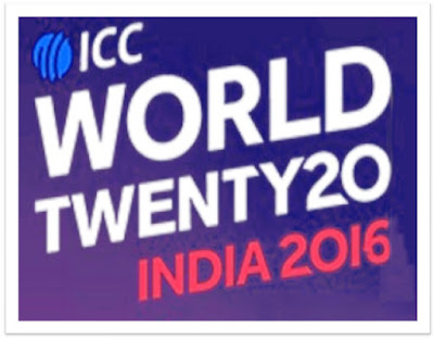 ICC World Cup T20 2016 schedule