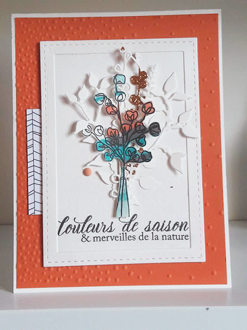 [My Very Sweet Home] Couleurs de saison