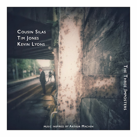Presenting ... The Three Imposters (waag_rel093) by Cousin Silas | Tim Jones | Kevin Lyons