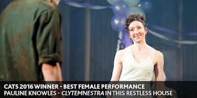 CATS Winner 2016: Best Female Performance - Pauline Knowles