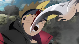 Boruto: A Fierce Enemy: Garaga's Ferocious Attack! - Episode 77 Subtitle Indonesia