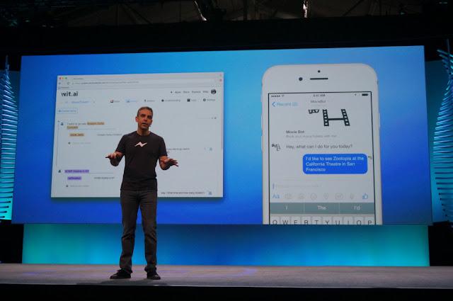 Facebook anuncia Bot Engine para criar bots mais inteligentes
