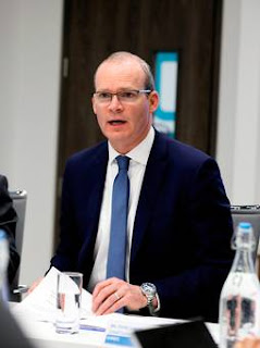 Foreign Affairs Minister Simon Coveney.