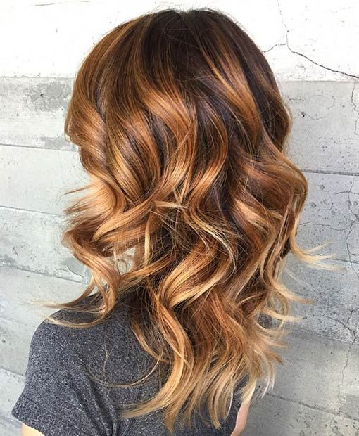 Creative Major Fall 2017 Hair Color Trends You Can Try Now  Hairdromecom