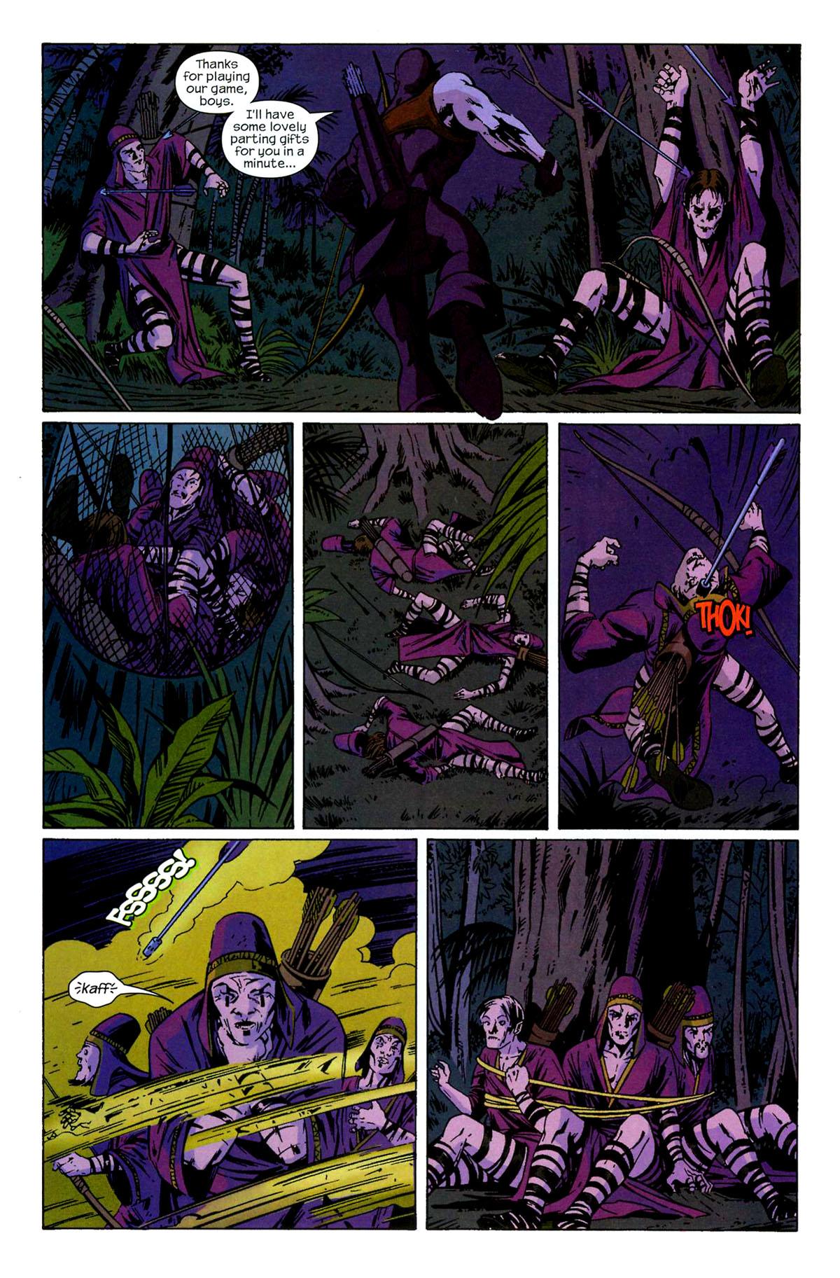 Hawkeye (2003) Issue #6 #6 - English 13