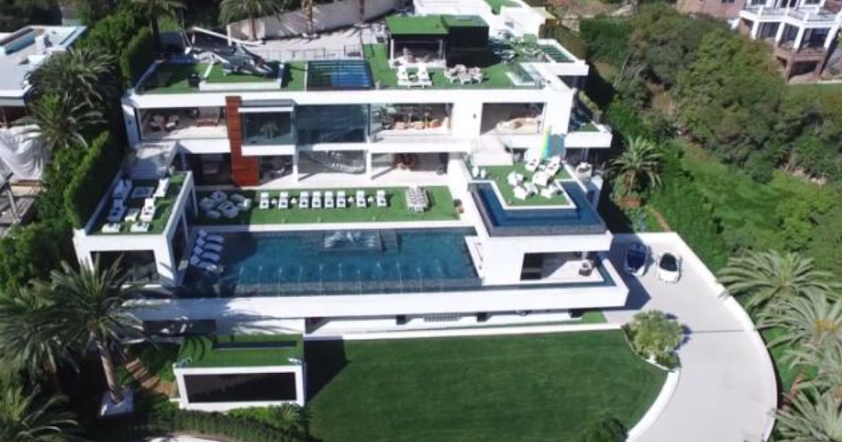The most expensive house in the for Houses in united states