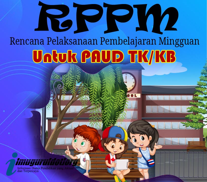 RPPM 1 Lembar KB Usia 3-4 Tahun