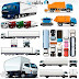 Download vector images Amazing ShutterStock Heavy Trucks