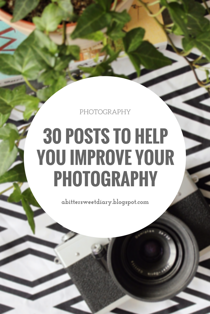 30 Blog Posts To Help You Improve Your Photography - Tea & Curls