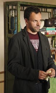 "Jonny Lee Miller as Sherlock Holmes in Elementary Episode # 3 ""Child Predator"""