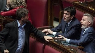 """""""فيكو"""" رئيس مجلس النواب الإيطالي يبدأ جولة مباحثات جديدة لتسهيل إنشاء حكومة"""