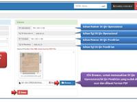 Cara Memperbaiki SK Operasional Sekolah di e-VerValSP