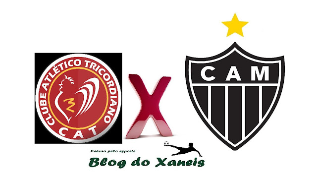 Acompanhe o jogo Tricordiano x Atlético ao vivo - Campeonato Mineiro