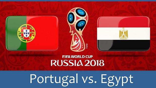 موعد وتوقيت مباراة منتخب مصر والبرتغال الودية إستعداد لكأس العالم 2018 والقنوات المجانية الناقلة لمباراة البرتغال ومصر